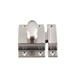 Top Knobs Nickel, Satin Cabinet Latch Product Number: M1779