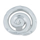 Atlas Homewares Nickel, Satin Cabinet Knob Product Number: 140-BRN