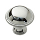 Classic Brass Chrome, Polished Cabinet Knob Product Number: 1845PC