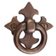 Ashley Norton Bronze, Oil Rubbed Drop & Ring Pull Product Number: BZ6331