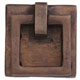 Ashley Norton Bronze, Oil Rubbed Drop & Ring Pull Product Number: BZ6359