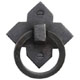 Ashley Norton Bronze, Oil Rubbed Drop & Ring Pull Product Number: BZ6369