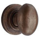 Ashley Norton Bronze, Oil Rubbed Cabinet Knob Product Number: BZ114.1 1/2
