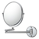 Aptations Chrome, Polished Magnifying Mirror Product Number: 21740