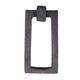 Ashley Norton Nickel, Satin Drop & Ring Pull Product Number: WL6351