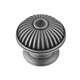 Continental Hardware Nickel, Antique Cabinet Knob Product Number: RL020463