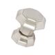 Continental Hardware Nickel, Satin Cabinet Knob Product Number: RL060605