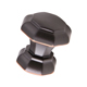 Continental Hardware Bronze, Oil Rubbed Cabinet Knob Product Number: RL060599