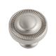 Continental Hardware Nickel, Satin Cabinet Knob Product Number: RL060018