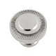 Continental Hardware Nickel, Polished Cabinet Knob Product Number: RL060025