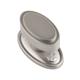 Continental Hardware Nickel, Satin Cabinet Knob Product Number: RL060377