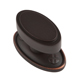 Continental Hardware Bronze, Oil Rubbed Cabinet Knob Product Number: RL060391