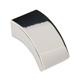 Continental Hardware Nickel, Polished Cabinet Knob Product Number: RL060353