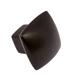 Continental Hardware Black Cabinet Knob Product Number: RL060797