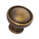 Continental Hardware Brass, Antique Cabinet Knob Product Number: RL060926