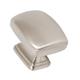 Continental Hardware Nickel, Satin Cabinet Knob Product Number: RL060834