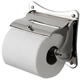 Waterworks Chrome, Polished Toilet Paper Holder Product Number: 22-17034-68288