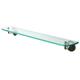 Waterworks Brass, Unlacquered Bathroom Shelf Product Number: 22-34280-76659