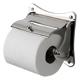 Waterworks Nickel, Polished Toilet Paper Holder Product Number: 22-60912-68586