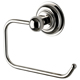 Waterworks Nickel, Polished Toilet Paper Holder Product Number: 22-63569-63216