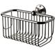 Waterworks Nickel, Satin Shower Basket Product Number: 22-88343-44320