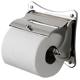 Waterworks Nickel, Satin Toilet Paper Holder Product Number: 22-99714-13747