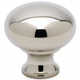 Waterworks Chrome, Polished Cabinet Knob Product Number: 22-70399-53689