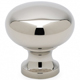 Waterworks Chrome, Polished Cabinet Knob Product Number: 22-08538-91620