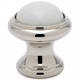 Waterworks Chrome, Polished Cabinet Knob Product Number: 22-58883-47235