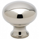 Waterworks Nickel, Satin Cabinet Knob Product Number: 22-08102-65622