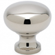 Waterworks Nickel, Satin Cabinet Knob Product Number: 22-26450-88606