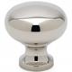 Waterworks Nickel, Satin Cabinet Knob Product Number: 22-26450-88606