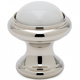 Waterworks Nickel, Satin Cabinet Knob Product Number: 22-58281-56963