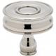 Waterworks Nickel, Satin Cabinet Knob Product Number: 22-70430-05313