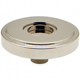 Waterworks Nickel, Polished Cabinet Knob Product Number: 22-20982-21664