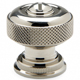 Waterworks Nickel, Polished Cabinet Knob Product Number: 22-21780-09277