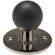Waterworks Nickel, Polished Cabinet Knob Product Number: 22-42593-49795