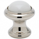 Waterworks Nickel, Satin Cabinet Knob Product Number: 22-14125-10729