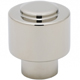 Waterworks Nickel, Satin Cabinet Knob Product Number: 22-22322-86402