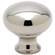 Waterworks Nickel, Satin Cabinet Knob Product Number: 22-38722-11119