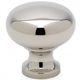 Waterworks Nickel, Satin Cabinet Knob Product Number: 22-53089-56803