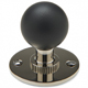 Waterworks Brass, Unlacquered Cabinet Knob Product Number: 22-58756-58770