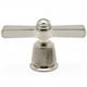 Waterworks Nickel, Satin Cabinet Knob Product Number: 22-39683-45512