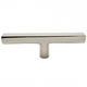 Waterworks Nickel, Satin Cabinet Pull Product Number: 22-77052-81365