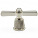 Waterworks Nickel, Polished Cabinet Knob Product Number: 22-15823-44128
