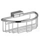Dornbracht Brass, Satin (Coated) Shower Basket Product Number: 83 290 970-47