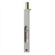 Baldwin Hardware Nickel, Satin Flush Bolt Product Number: 0600.150.24