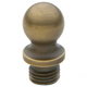 Baldwin Hardware Brass, Unlacquered Finial Product Number: 1090.031.I