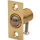 Baldwin Hardware Brass, Polished PVD Catch Product Number: 0426.003