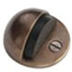 Ashley Norton Bronze, Oil Rubbed Door Stop/Holder Product Number: BZ1080